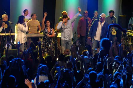 Cuba's Most Popular Salsa Band Los Van Van