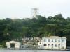 0027 Above, Cristo de la Habana under reparation.