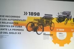 The car museum