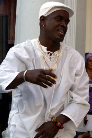 This popular African-based religion came from Cuba. Photo: Elio Delgado