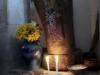028 An altar with Abakua signatures.