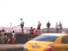 An Artistic Look at the Havana Malecon Avenue