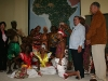 Folklore presentation at the Casa de Africa in Havana