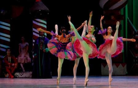Nutcracker Suite Act II — Cuban National Ballet