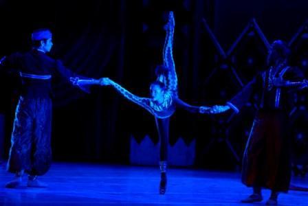 Nutcracker Suite Act II —Cuban National Ballet