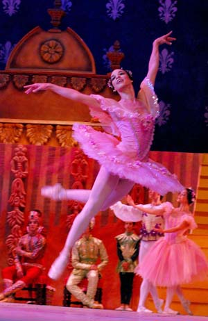 Sleeping Beauty at Int. Ballet Festival