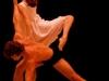 En el Festival de Ballet presentación de La Casa de Bernarda Alba, por Soraya Bruno y Martin Buczkó, Ballet de la Ópera de berlín.