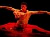En el Festival de Ballet presentación de Bhatki, con Sadaise Arencibia y Javier Torres.