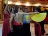 Back stage with the Spanish Ballet of Cuba