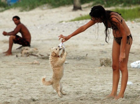 Guanabo Beach, Havana.  Photo: Caridad