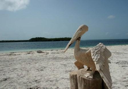 Cuban beach.  Photo: Caridad