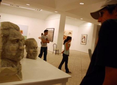 Chelsea, NY artists show at Havana Fine Arts Museum