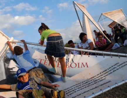 Cuba's International Book Fair 2009 (photo by Caridad)