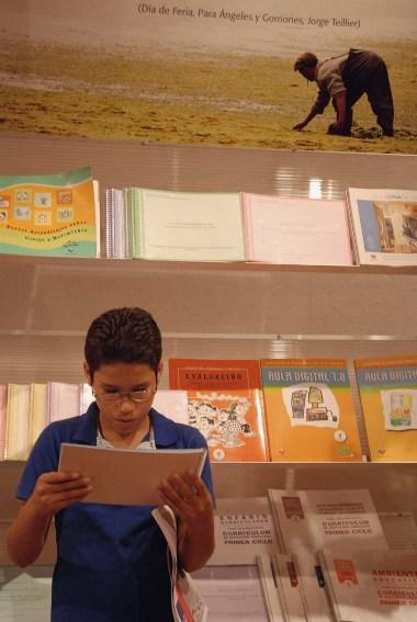 Cuba International Book Fair 2009, photo by Caridad