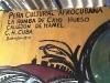 Callejon de Hamel community art project.