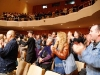 Audience at the Amadeo Roldan Theater