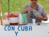 With Cuba against the blockade