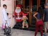 Santa in Havana