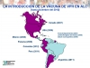 Vaccination trends in Latin America