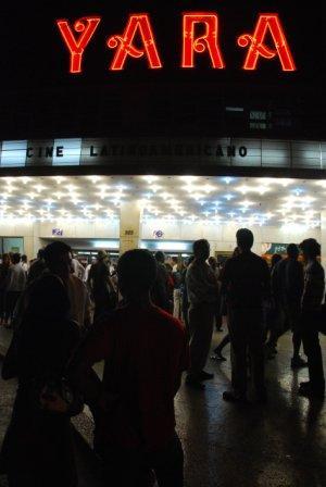 Havana's Yara Movie Theater