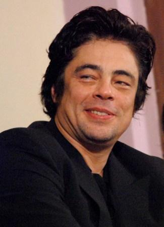 Benicio del Toro in Havana