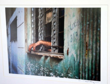 Photo exposition from Chip Cooper of Alabama and Nestor Marti from Havana