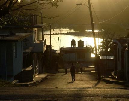 Cojimar on the outskirts of Havana.  Photo: Caridad
