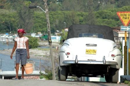 Cojimar, Havana.  Photo: Caridad