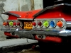 Chevi bumper lights.  Photo: Byron Motley