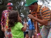 Cuban circus performers at Monte Avila, Caracas,  Venezuela