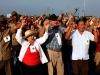 July 26th commemoration in Ciego de Avila.  Photo: Jorge Luis Baños/IPS