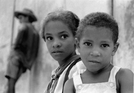It's back to school on Tuesday for Cuban children.  Photo: Bill Hackwell