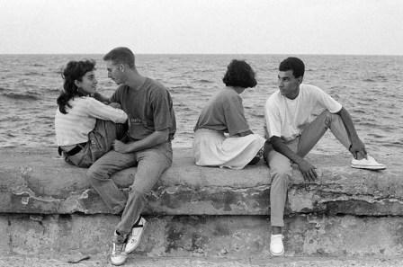 Havana Malecon seawall.  Photo: Bill Hackwell