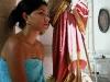 Gracias señor por crear la mujer cubana.  Photo: Angel Yu