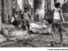 Lucha, cuento, desilusión.  Photo: Jarlos Royero Landa