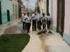 Las y los cubanos trabajando.  Photo: Franco Alberto Sanngles Fonseca