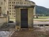 entrada-de-la-torre-de-vigilancia-para-el-interior-de-la-nave-de-reos-en-el-presidio-modelo