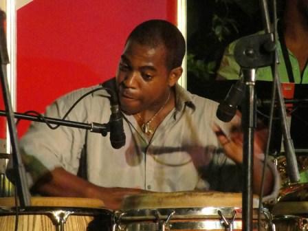 Yaroldi Abreu – Photo: Elio Delgado