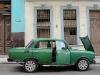 Russian car in Havana. 018