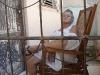 Behind bars. 126