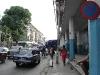 0017 Warehouses in the city provoke roadblocks when big trucks are unloading.