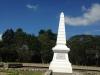 Monumento a la caida de Jose Marti en Dos Rios, Jiguani, Granma