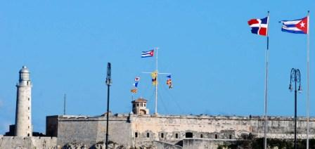 HAVANA'S MORRO LIGHTHOUSE, photo by Caridad