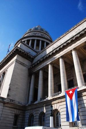 "Cuba's ""Capitolio"" Building in Havana"