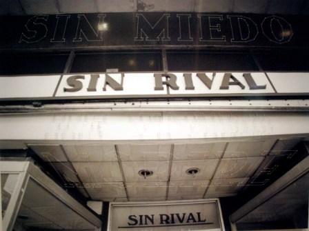 No Rival, No Fear by Carlos Garaicoa. Photo: Caridad