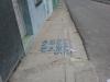 Grafiti en Regla 1