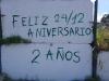 Grafiti en la Vía Blanca 3