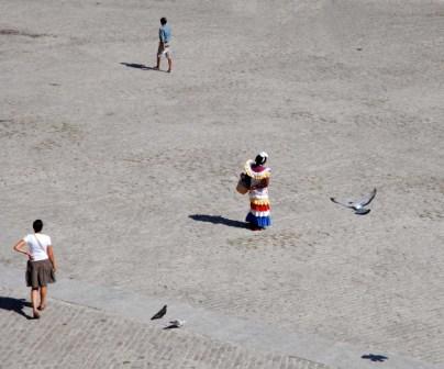 Plaza Vieja, Havana, Cuba.  Photo: Caridad