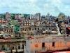 The city of Havana seen from Deuville Hotel