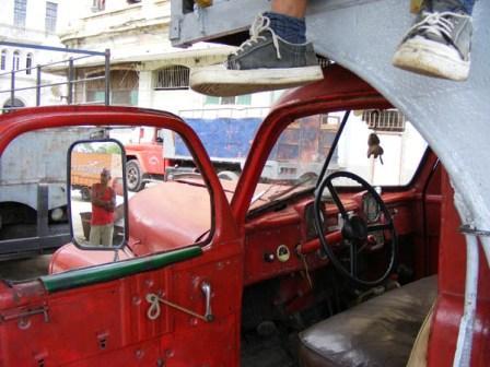 Scene from Havana.  Photo: Caridad